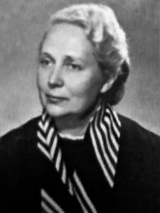 Мария Марковна Лаховская